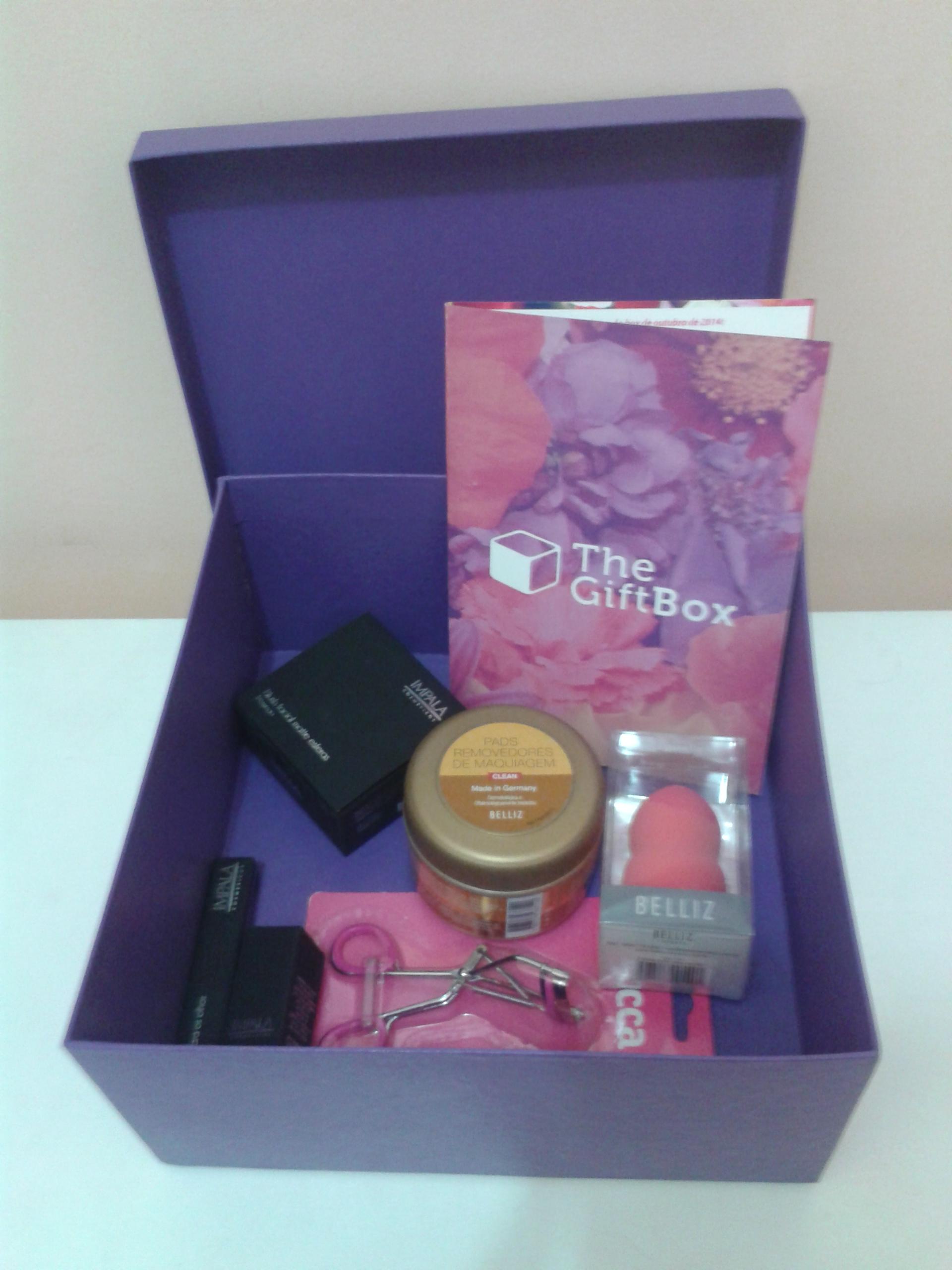 The Gift Box – Brasil | Deixa eu contar...